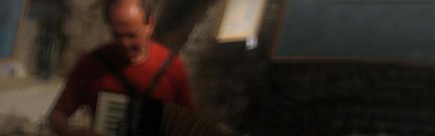 Blurred accordian